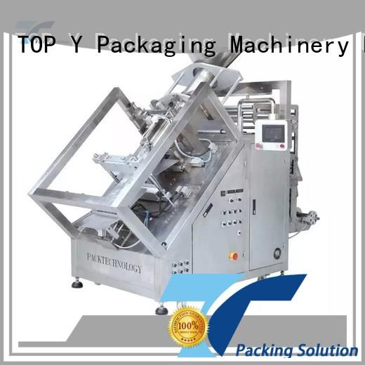stable vertical packaging machine bagging factory for bag sealing