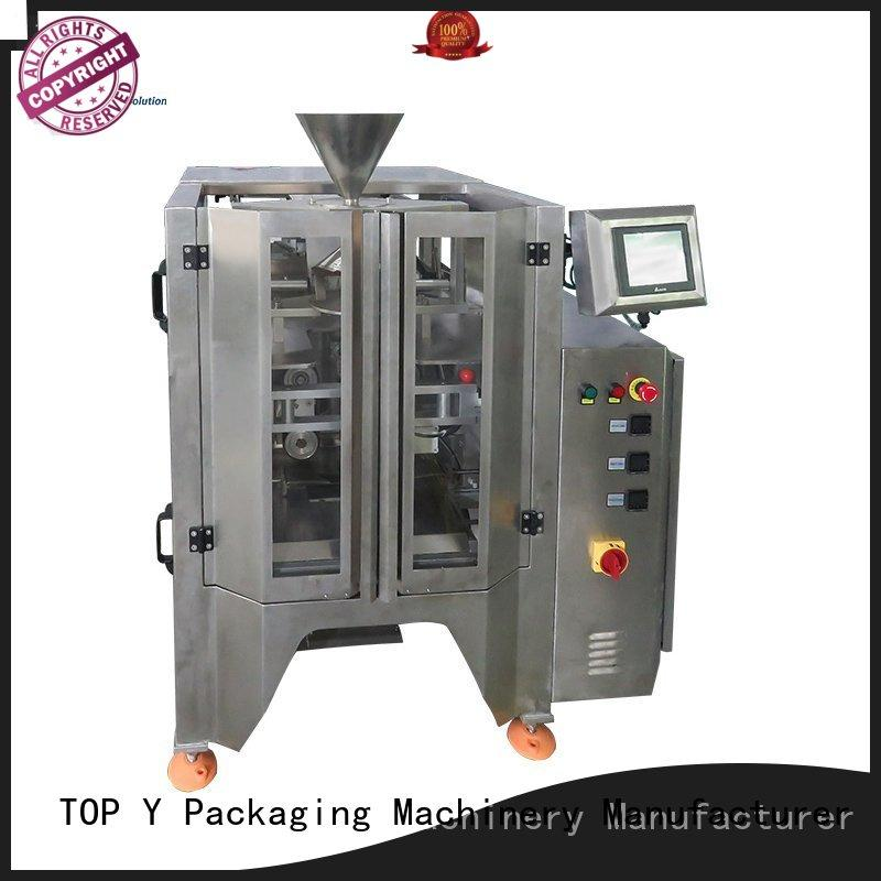 TOP Y Packaging Machinery Manufacturer form form fill seal machine inquire now for bag sealing