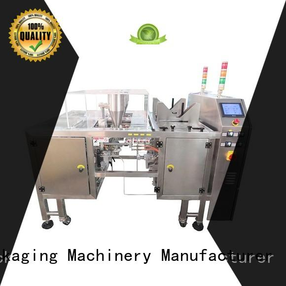 TOP Y Packaging Machinery Manufacturer quality pouch packing machine price series for bag filling