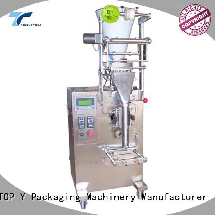 TOP Y Packaging Machinery Manufacturer dxd50k vffs machine series for powder