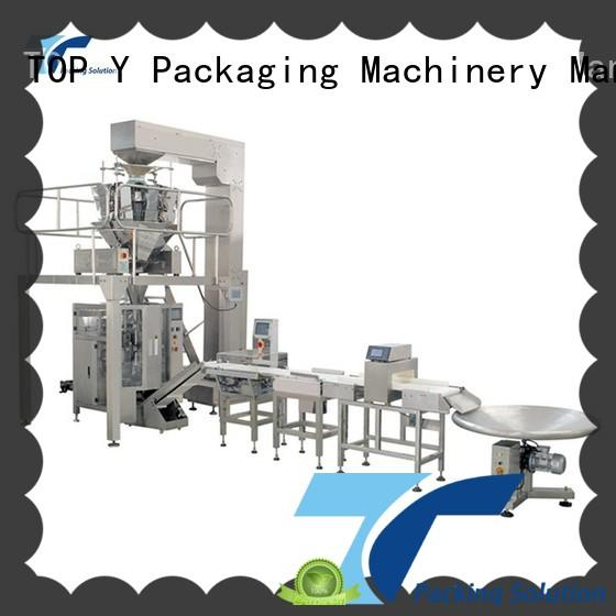 TOP Y Packaging Machinery Manufacturer liquid fully automatic packing machine inquire now for commercial