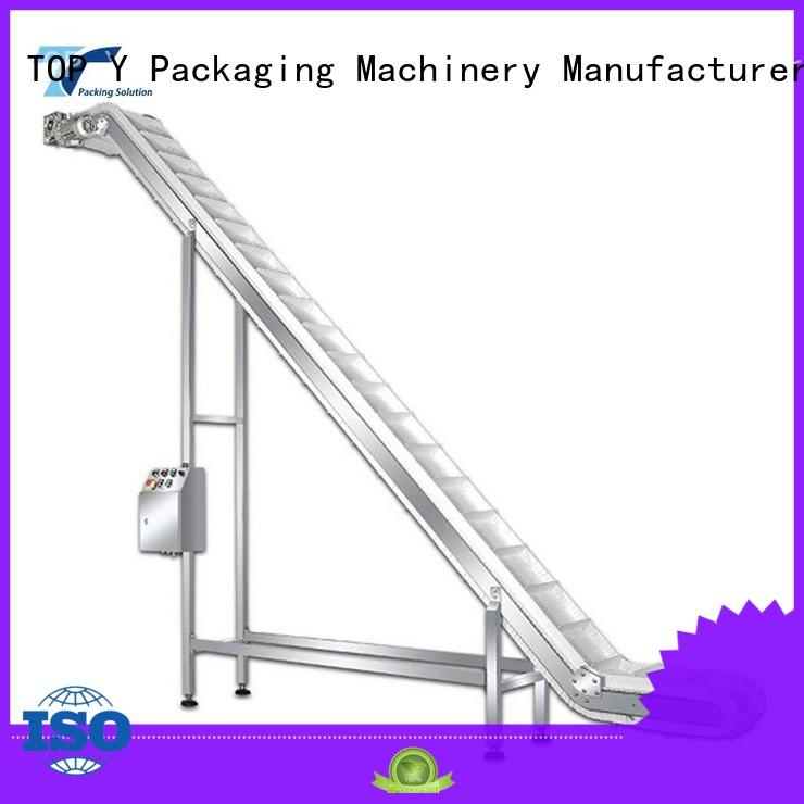TOP Y Packaging Machinery Manufacturer top form fill seal packaging machine auxiliary personalized for bag filling