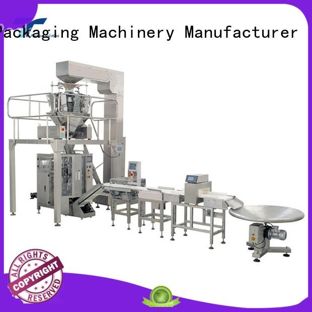 TOP Y Packaging Machinery Manufacturer stable fully automatic packing machine factory for commercial