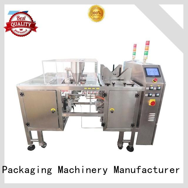 TOP Y Packaging Machinery Manufacturer hot selling ffs pouch packing machine from China for bag filling