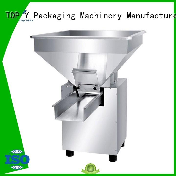 TOP Y Packaging Machinery Manufacturer Brand high quality auxiliary vertical form fill seal packaging machines hot selling factory