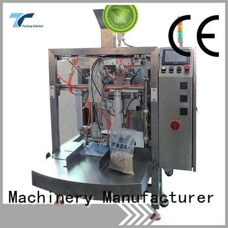 TOP Y Packaging Machinery Manufacturer mini small pouch packing machine series for bag filling