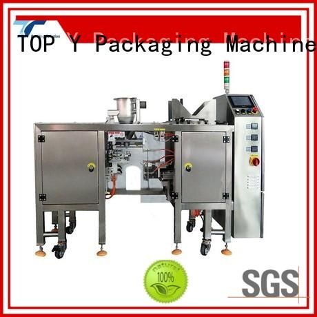 plastic bag Custom hot sale pouch packing machine manufacturer price TOP Y Packaging Machinery Manufacturer