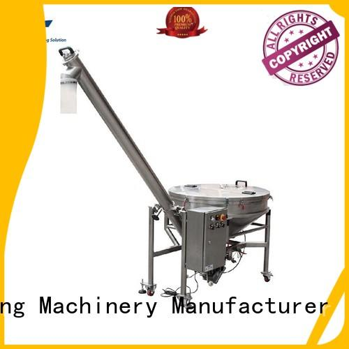 Hot auxiliary vertical form fill seal packaging machines hot selling TOP Y Packaging Machinery Manufacturer Brand