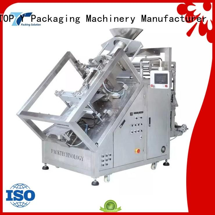 TOP Y Packaging Machinery Manufacturer Brand top selling packaging bag automatic packing machine manufacture