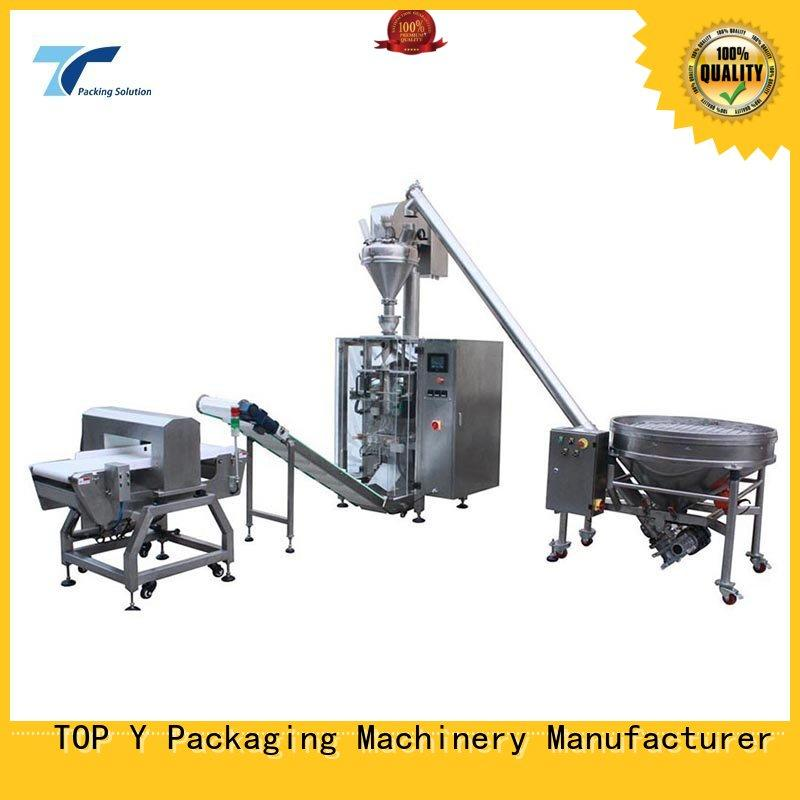 TOP Y Packaging Machinery Manufacturer systems packaging line integration with good price for commercial