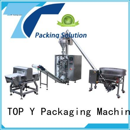 TOP Y Packaging Machinery Manufacturer practical packaging line manufacturer design for commercial