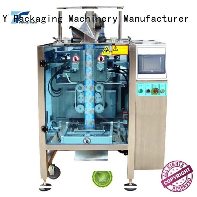 TOP Y Packaging Machinery Manufacturer Brand high quality hot selling vertical form fill seal packaging machines seal supplier