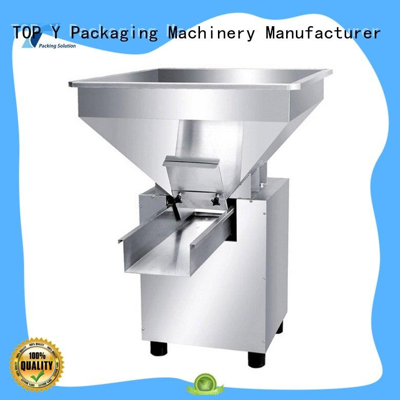 TOP Y Packaging Machinery Manufacturer ysc1 mini packaging machine auxiliary wholesale for bag outfeed