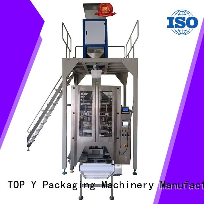 high quality Custom fill hot selling automatic packing machine TOP Y Packaging Machinery Manufacturer automatic