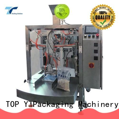 TOP Y Packaging Machinery Manufacturer top pouch packing machine manufacturer manufacturer for bag making