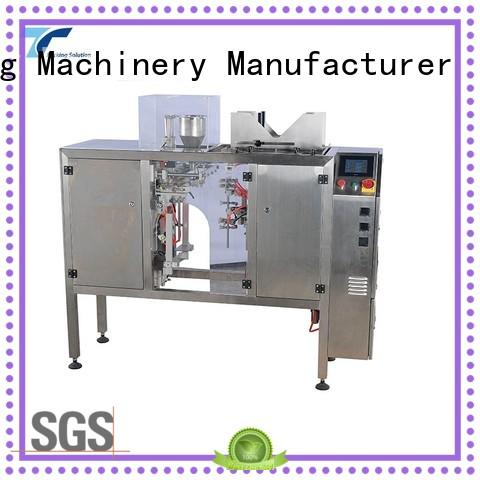 TOP Y Packaging Machinery Manufacturer quality stand pouch packing machine manufacturer for bag filling