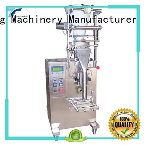 granule vffs packaging machine from China for powder