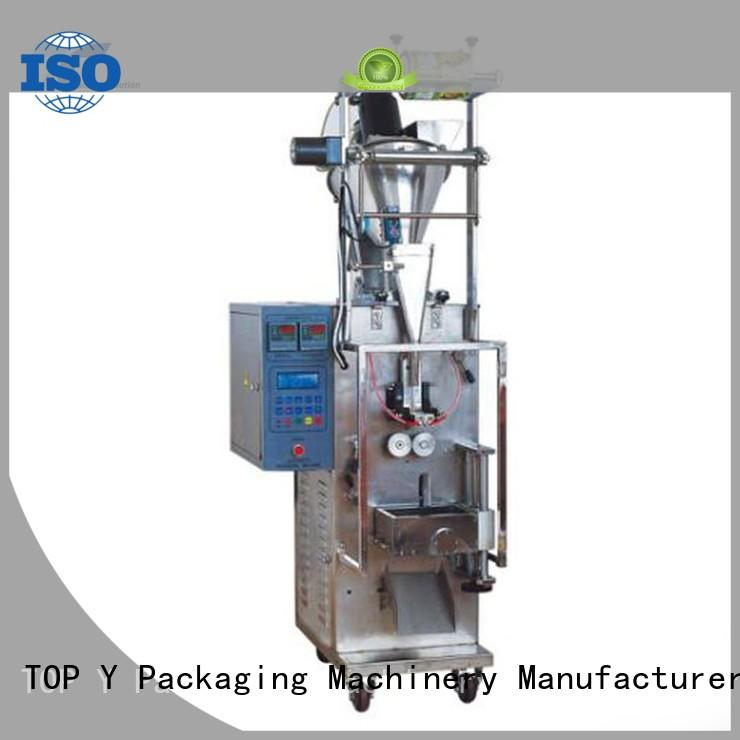 TOP Y Packaging Machinery Manufacturer hot selling filling sealing machine small for milk