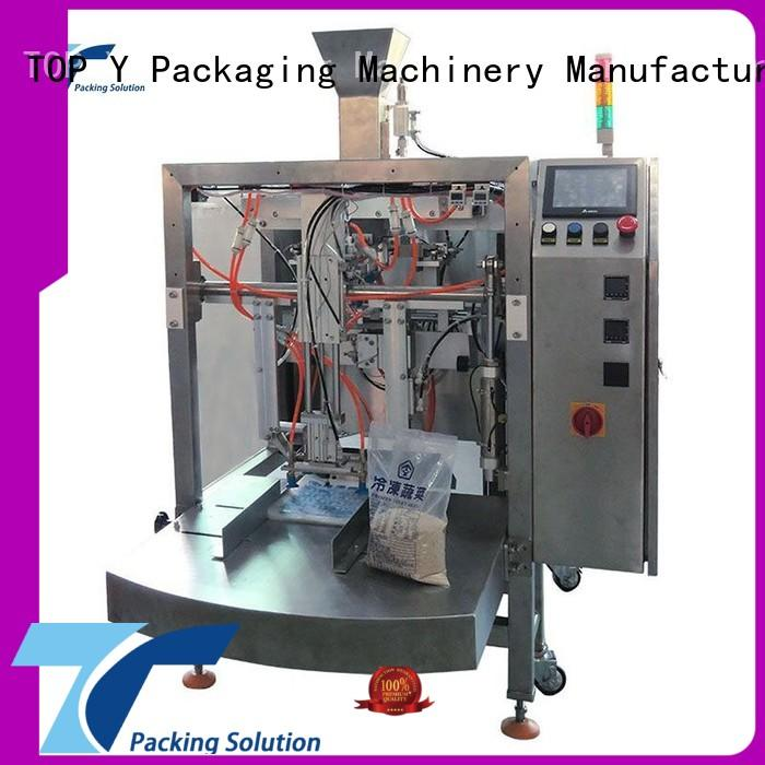 powder pouch packing machine line filling TOP Y Packaging Machinery Manufacturer Brand