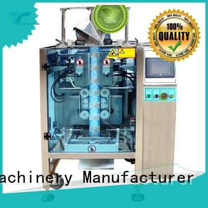 automatic packing machine for food products quad design for bag making