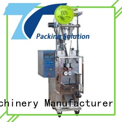 Hot vertical form fill seal packaging machines milk TOP Y Packaging Machinery Manufacturer Brand