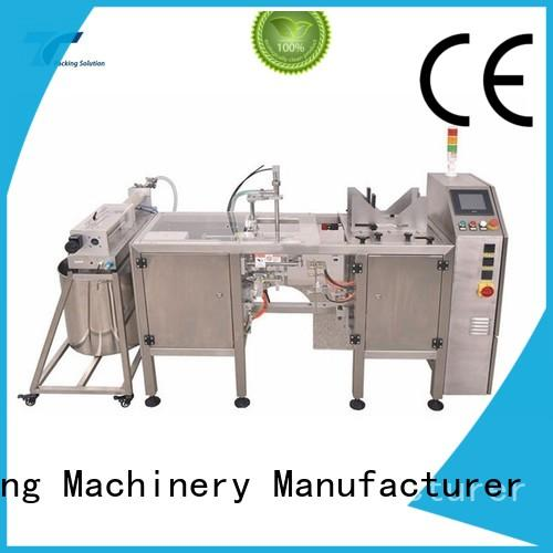 TOP Y Packaging Machinery Manufacturer reliable horizontal packaging machine with good price for industry