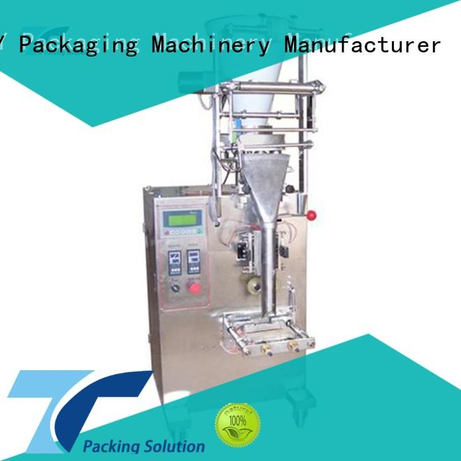 TOP Y Packaging Machinery Manufacturer hot selling filling and sealing machine customized for factory
