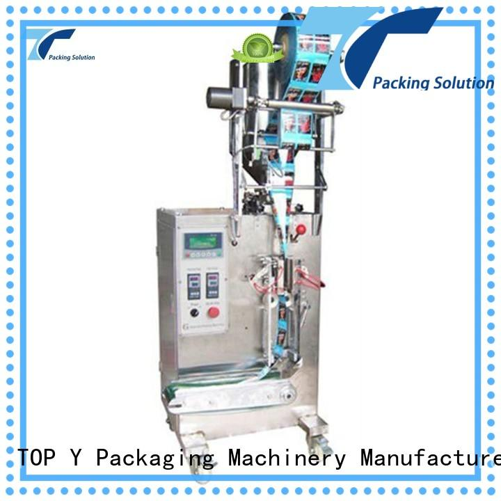 TOP Y Packaging Machinery Manufacturer machine automated packaging machine directly sale for industry