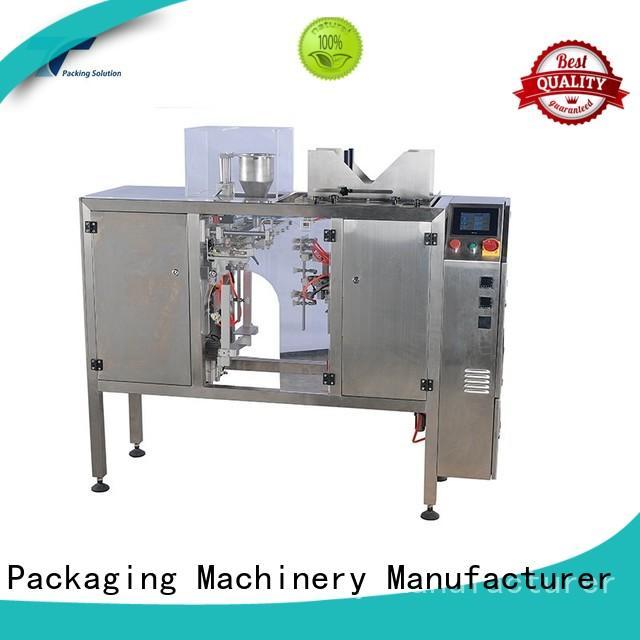 TOP Y Packaging Machinery Manufacturer automatic pouch packing machine manufacturer customized for bag sealing