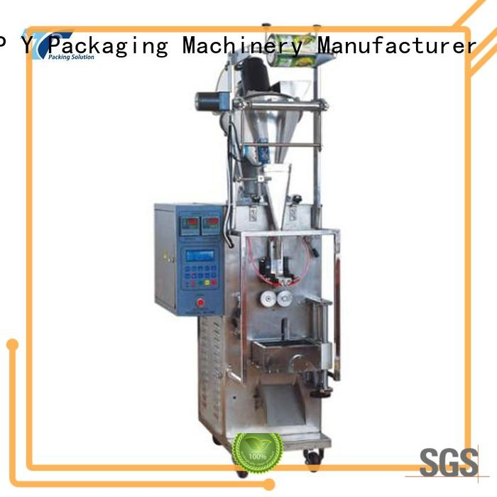 TOP Y Packaging Machinery Manufacturer packing packaging automation equipment customized for milk