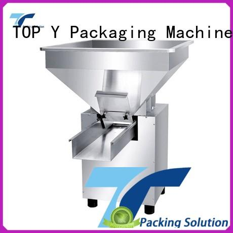 TOP Y Packaging Machinery Manufacturer conveyor filling and packaging machines wholesale for bag making