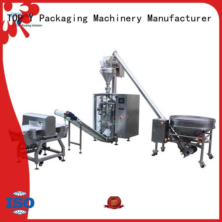 practical horizontal form fill seal machine machine with good price for industry