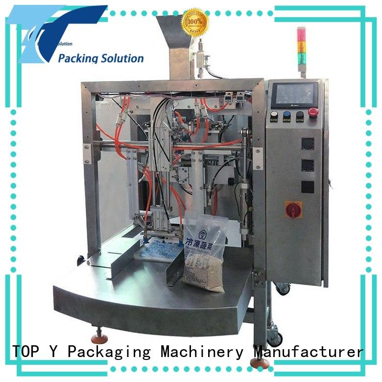 Quality TOP Y Packaging Machinery Manufacturer Brand pouch pouch packing machine manufacturer