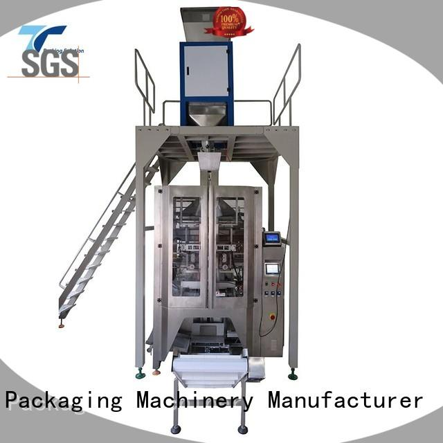 TOP Y Packaging Machinery Manufacturer stable automated packaging machine factory for bag filling
