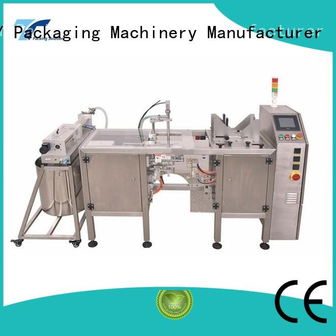 automated packaging line solutions for factory TOP Y Packaging Machinery Manufacturer