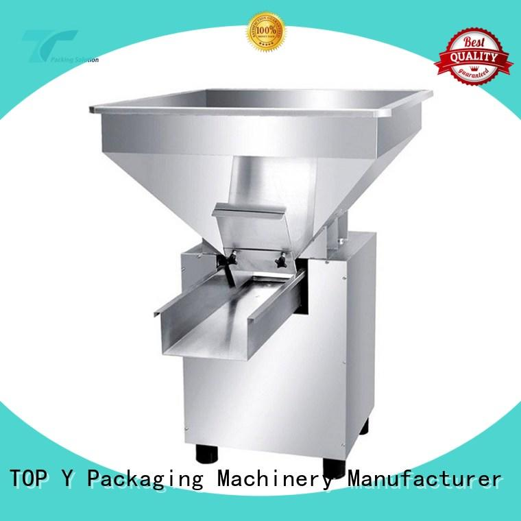 TOP Y Packaging Machinery Manufacturer yvf1 auxiliary vertical form fill seal packaging machines factory price for bag filling