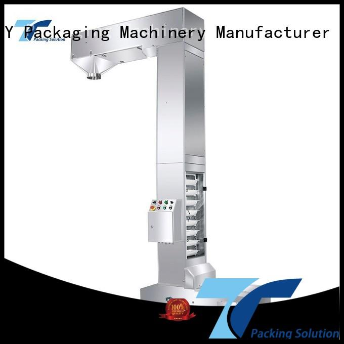 Quality TOP Y Packaging Machinery Manufacturer Brand hot selling auxiliary vertical form fill seal packaging machines