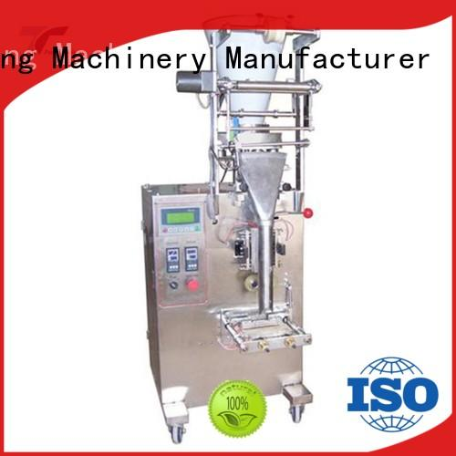 TOP Y Packaging Machinery Manufacturer machine vffs packaging machine manufacturer for factory