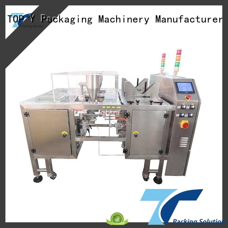 automatic filling sealing machine series for bag making