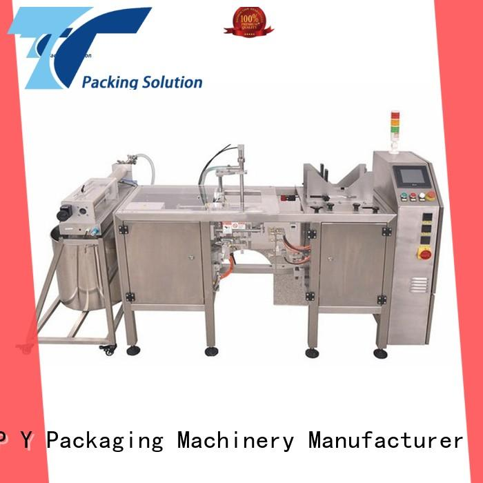 TOP Y Packaging Machinery Manufacturer stable packaging line design inquire now for industry