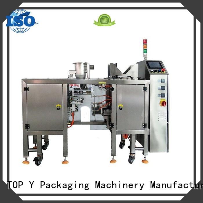 hot selling packaging machinery manufacturer doypack manufacturer for bag sealing