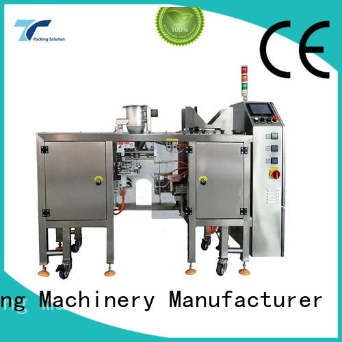 TOP Y Packaging Machinery Manufacturer price sachet packing machine directly sale for bag sealing