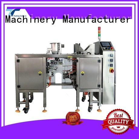 hot selling food packaging machine supplier manufacturer for bag filling TOP Y Packaging Machinery Manufacturer