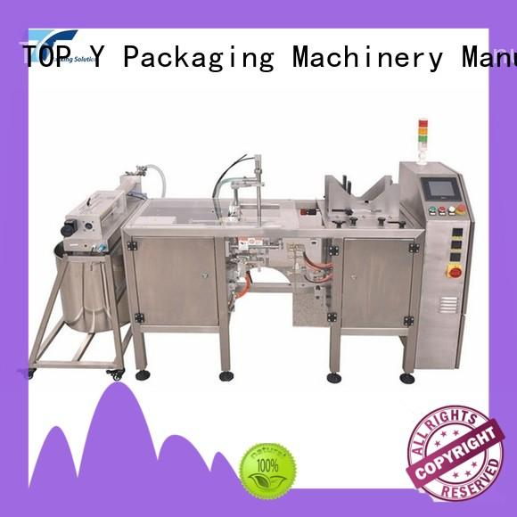 TOP Y Packaging Machinery Manufacturer machine liquid packaging machinery manufacturer with good price for factory