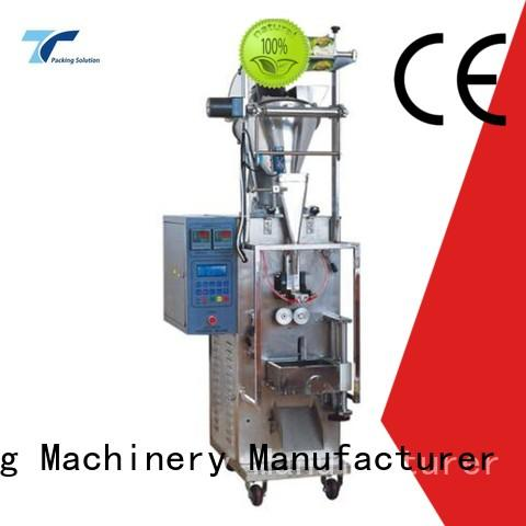 small vffs packaging machine customized for industry TOP Y Packaging Machinery Manufacturer