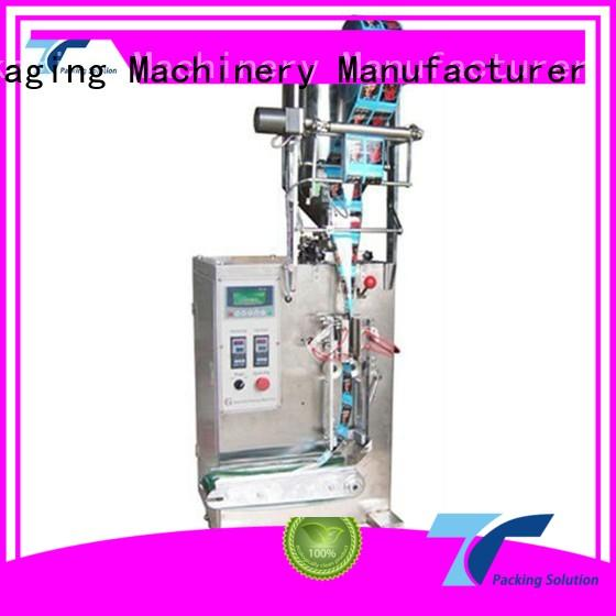pouch factory price high quality vertical form fill seal packaging machines TOP Y Packaging Machinery Manufacturer Brand