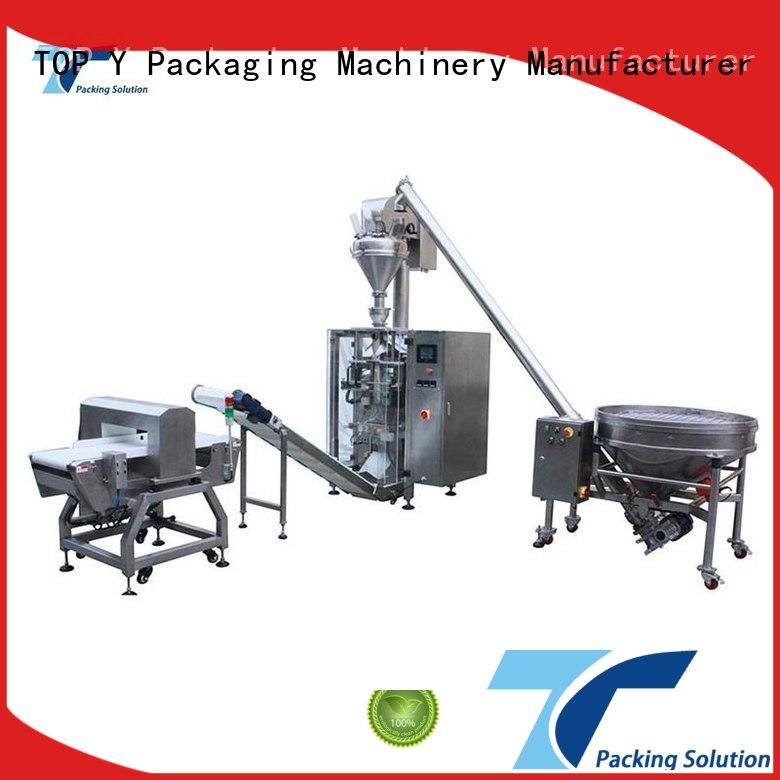 TOP Y Packaging Machinery Manufacturer practical horizontal packaging machine design for industry