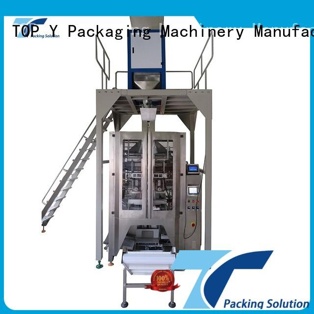 TOP Y Packaging Machinery Manufacturer Brand machine CE plastic bag packaging automatic packing machine