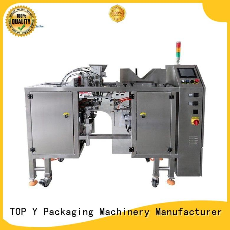 automatic ffs pouch packing machine top series for bag making