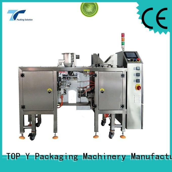 automatic stand pouch packing machine price top manufacturer for bag filling